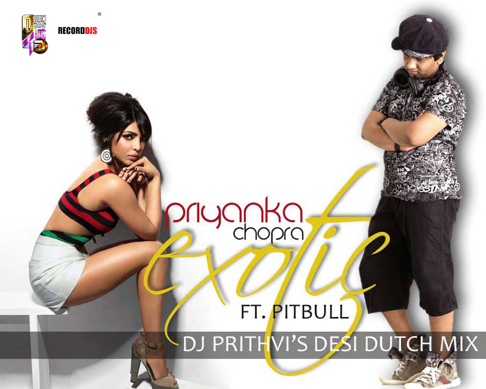 Priyanka chopra exotic ft. Pitbull скачать клип бесплатно.