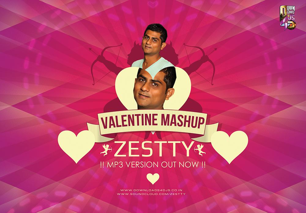 Valentine Mashup 2014 - Zestty