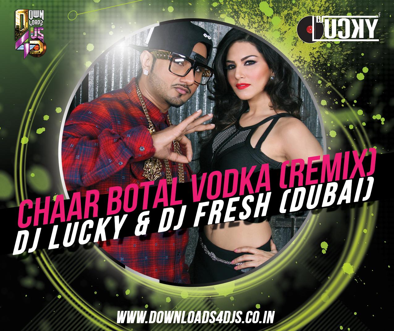 Daru Badnam Dj Remix Sapna: DJ LUCKY & DJ FRESH (DUBAI