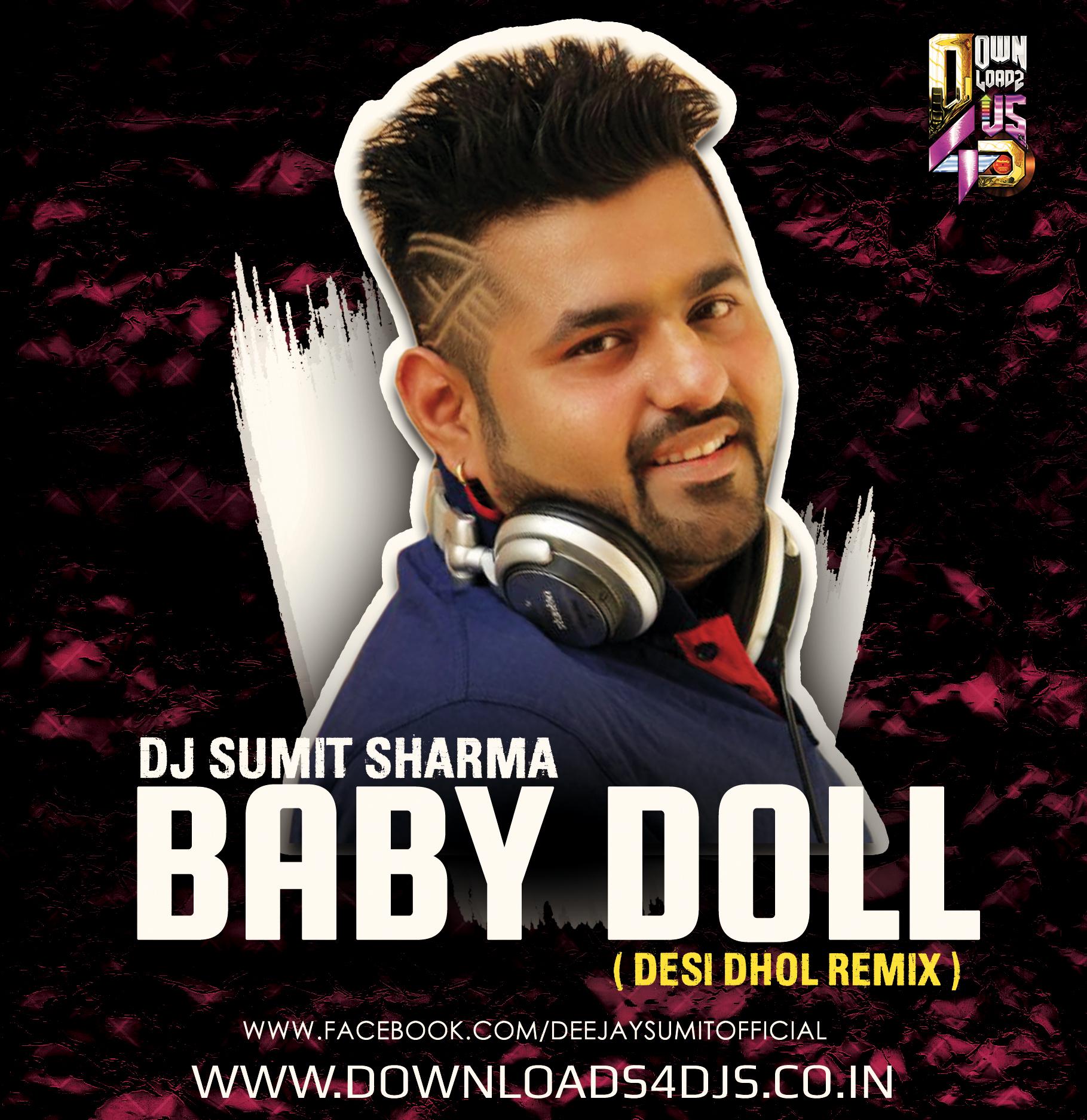 The Ghagra Mashup New 2018 Lokesh Gujjar: DJ SUMIT SHARMA ( DESI DHOL REMIX