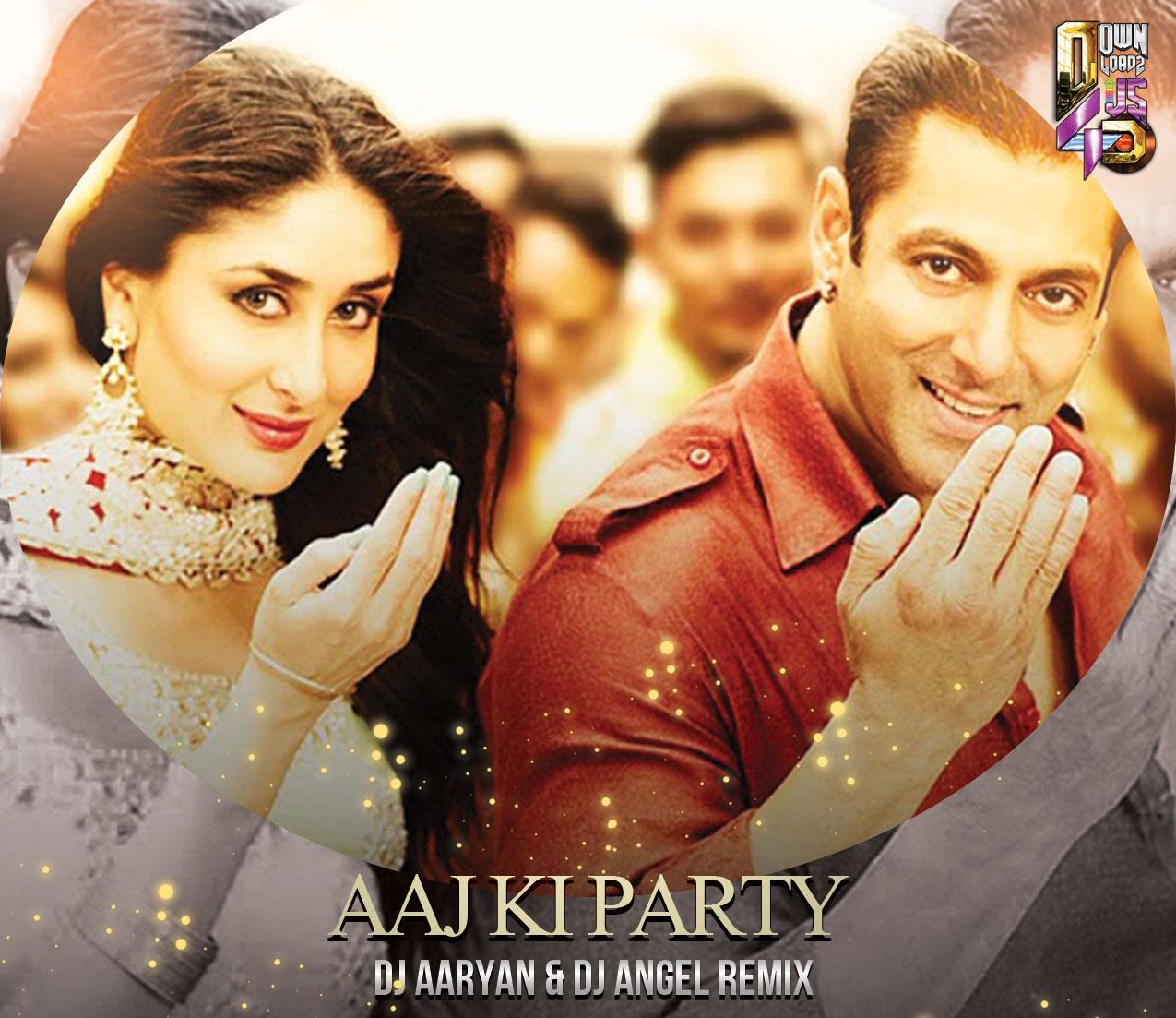 Daru Badnam Dj Remix Sapna: Dj Aaryan & Dj Angel