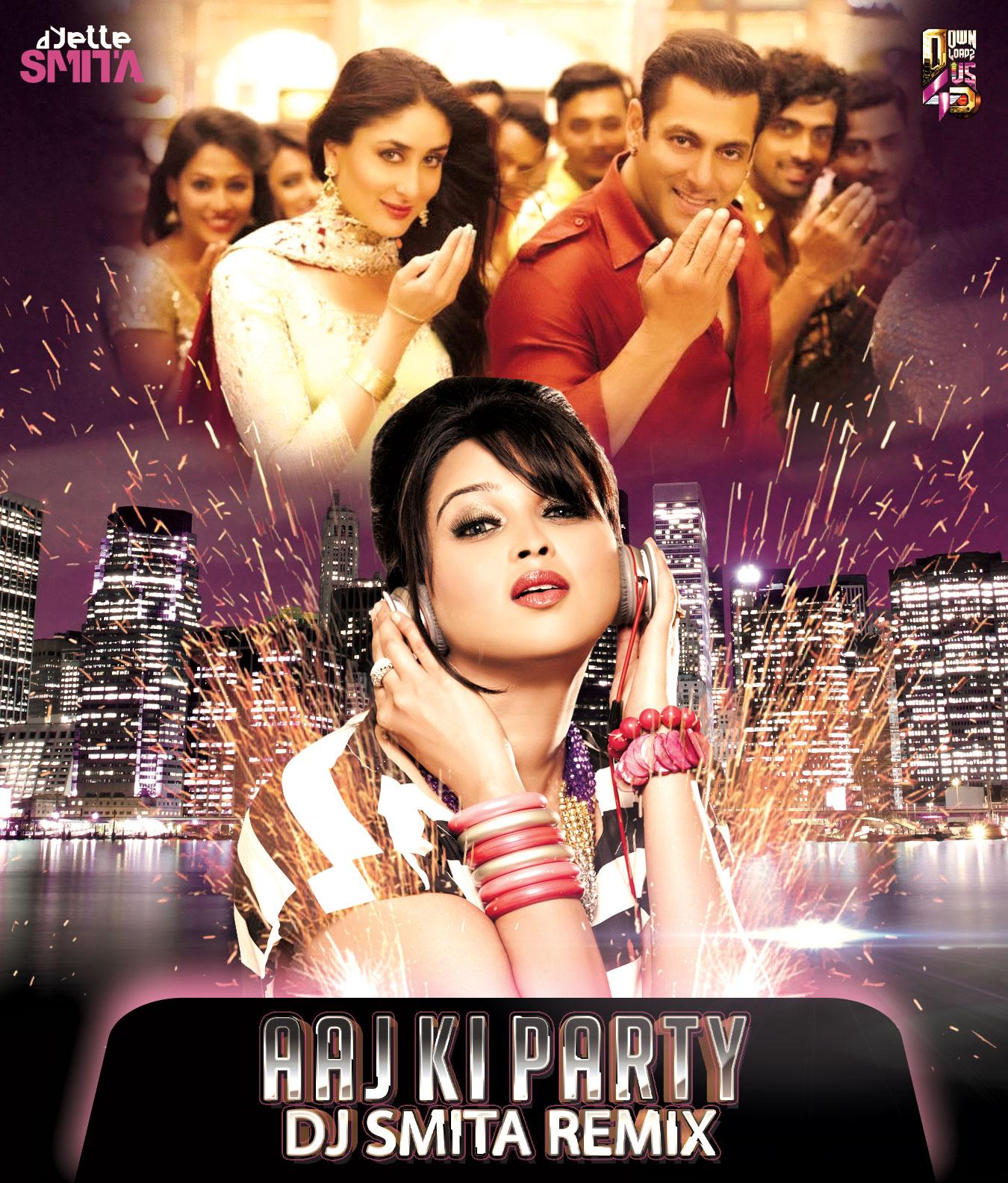 Daru Badnam Dj Remix Sapna: Aaj Ki Party (Remix)