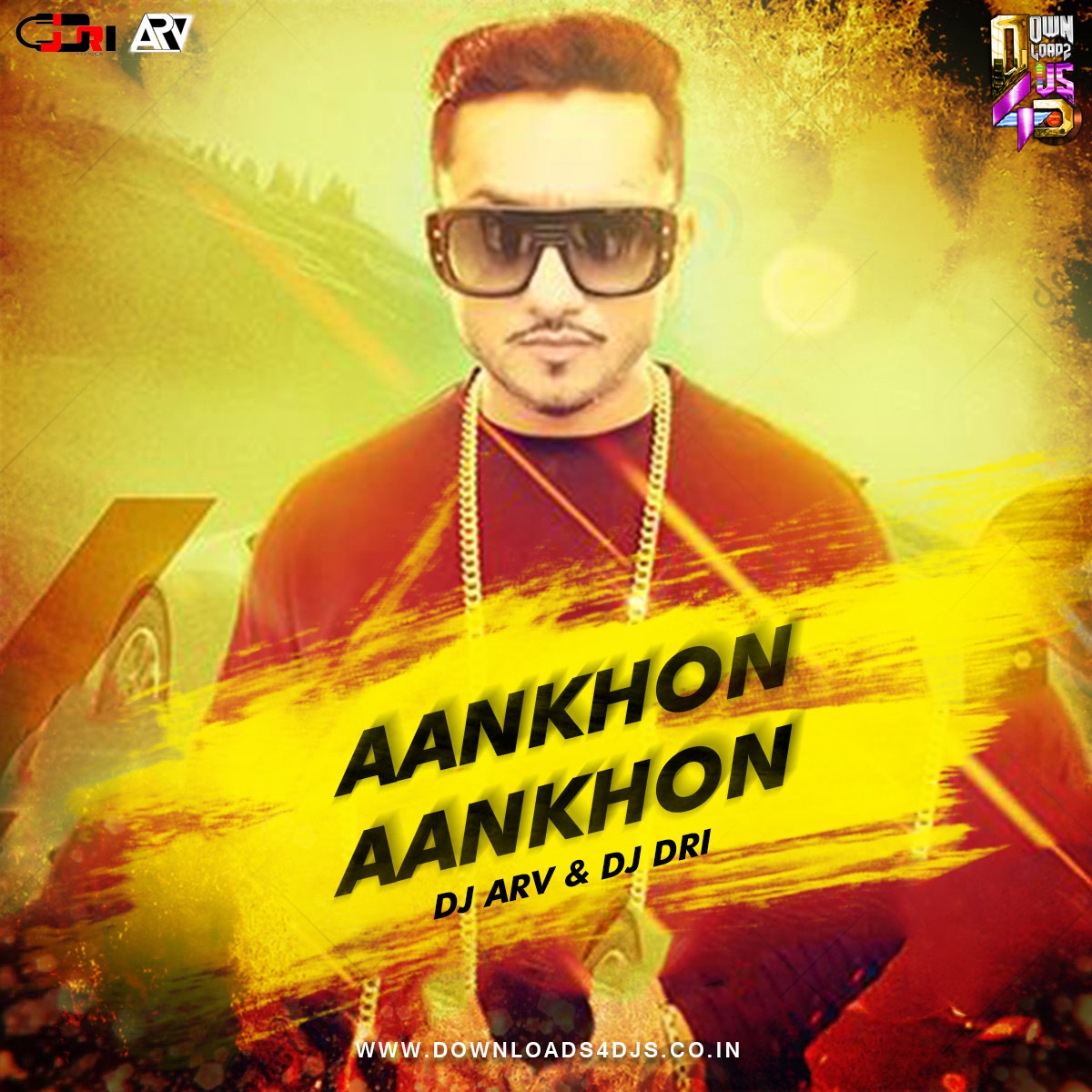 Daru Badnam Dj Remix Sapna: Aankhon Aankhon (Remix)