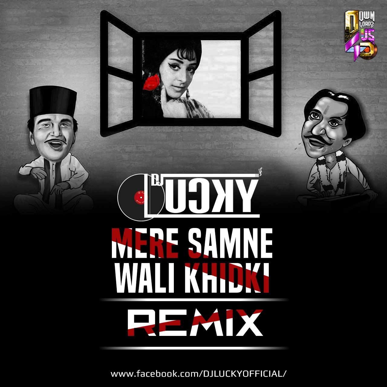 Daru Badnam Dj Remix Sapna: Mere Samne Wali Khidki (Remix