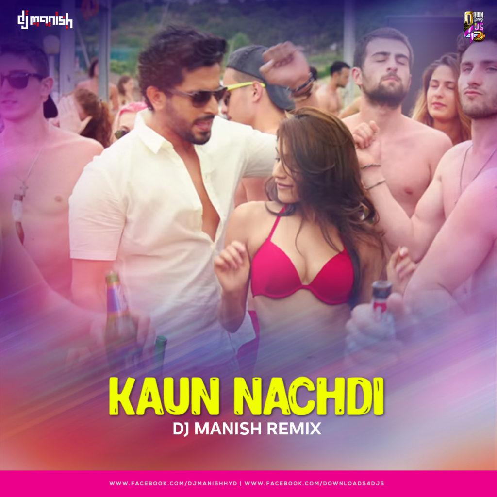 Daru Badnam Dj Remix Sapna: Kaun Nachdi (Remix)