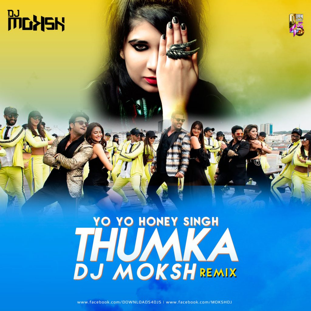 Urvashi (Remix) - Yo Yo Honey Singh - DJ Sway - Bollywood